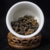 Dong Ding Oolong Heavy Roast from Beautiful Taiwan Tea Company