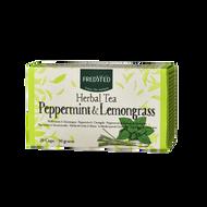Herbal Tea Peppermint & Lemongrass from Fredsted