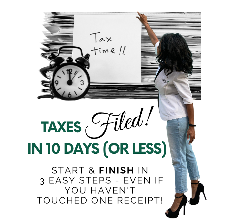 Taxes Filed In 10 Days (Or Less)