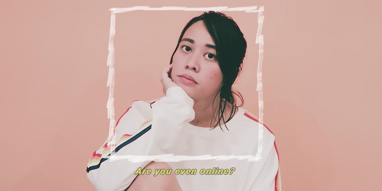Reese Lansangan sings about the woes of digital love in 'Go Online' – watch