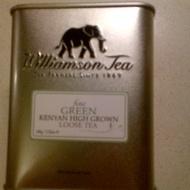 williamson  kenyan loose tea from Williamson Tea