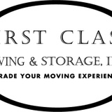 First Class Moving & Storage Inc. image