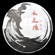 """2015 Yunnan Sourcing """"Ye Zhu Tang"""" Wild Arbor Raw Pu-erh tea cake from Yunnan Sourcing"""