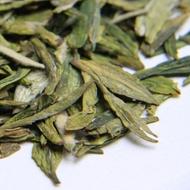 Organic Dragonwell Long Jing from Earthbound Tea