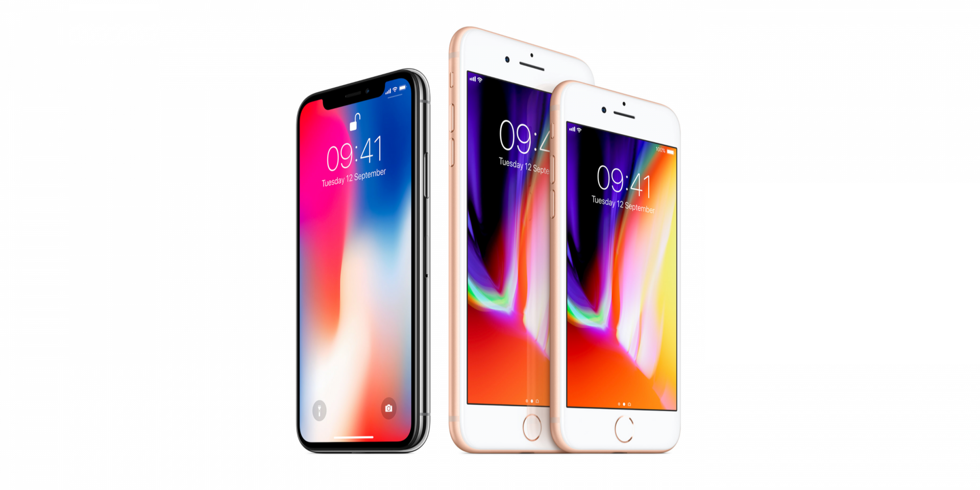iPhone 8 and iPhone X: the important features you should take note of