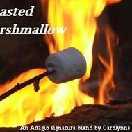 A Toasted Marshmallow Tea from Adagio Teas Custom Blends