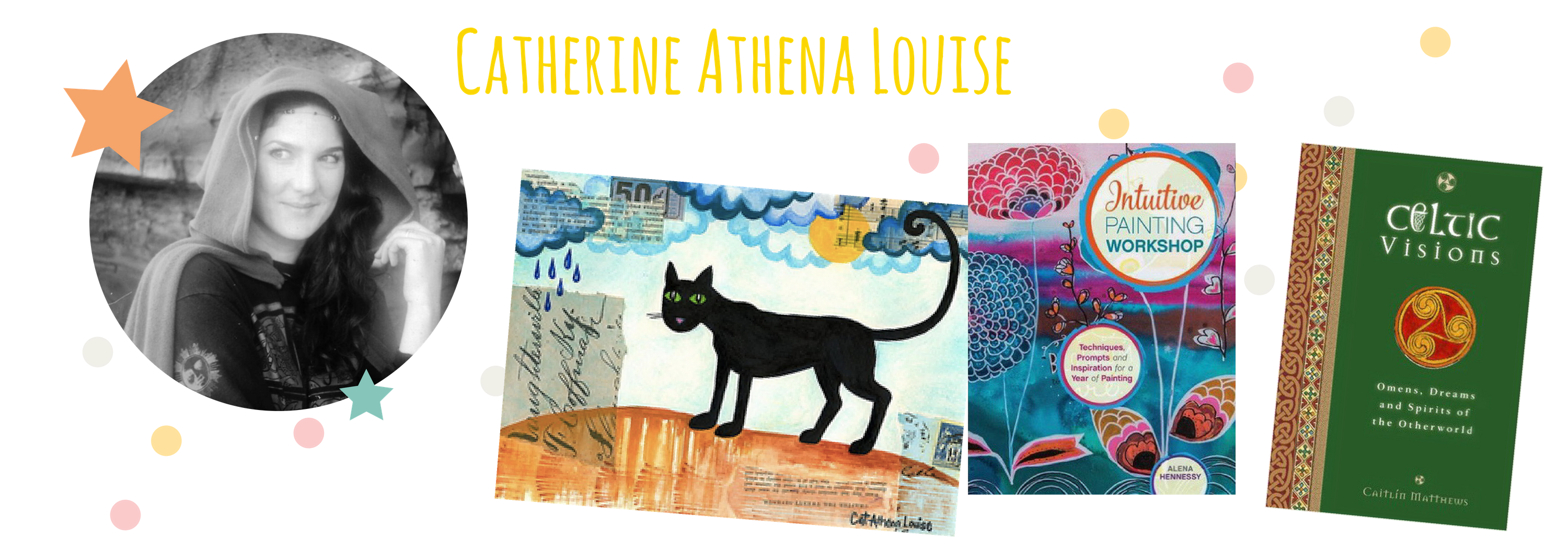 Catherine Athena Louise for Children's Book Academy