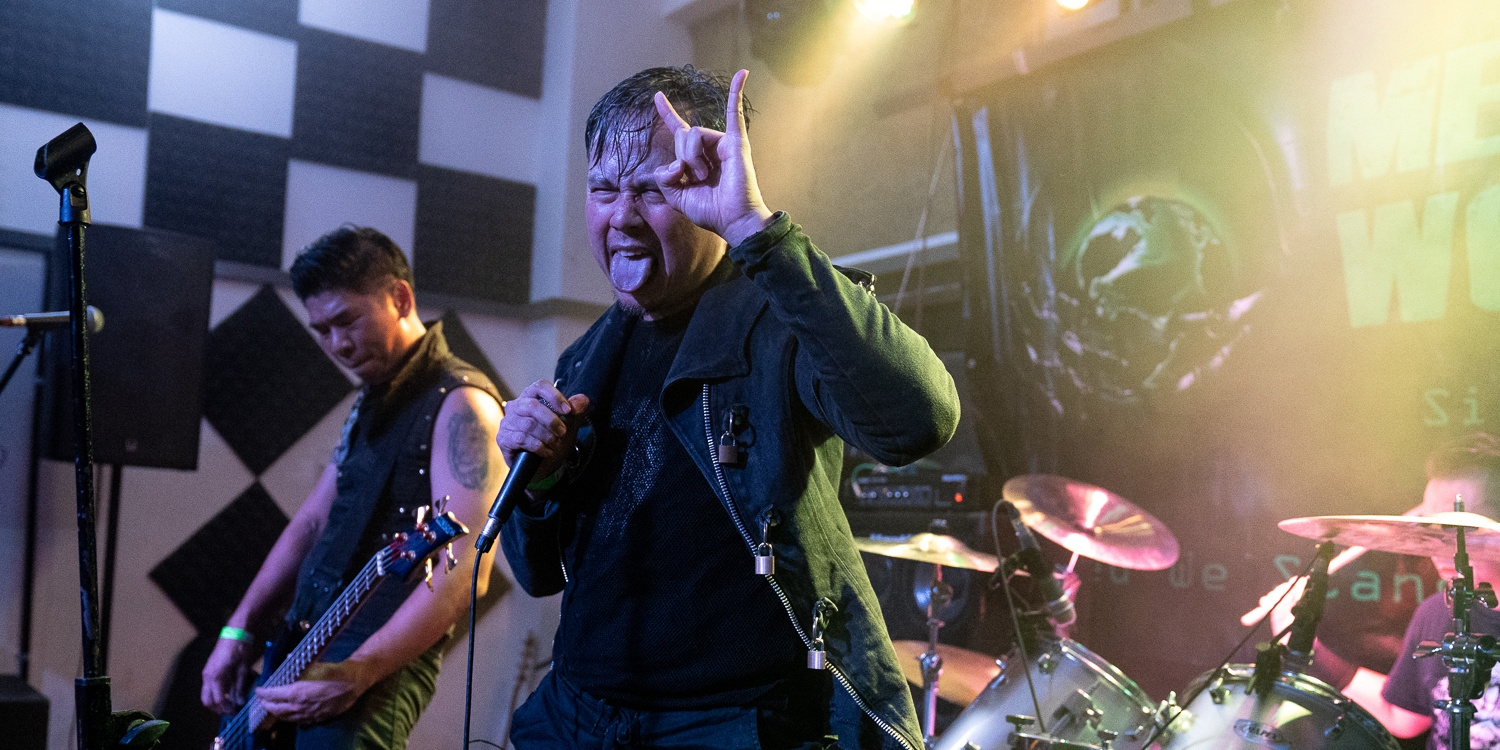 Chaos and camaraderie at Metal United World Wide Singapore - photo gallery
