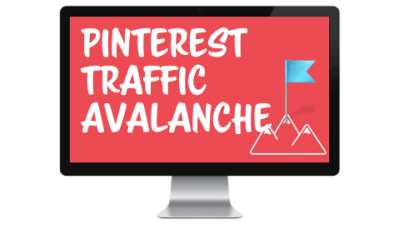 pinterest traffic avalanche course