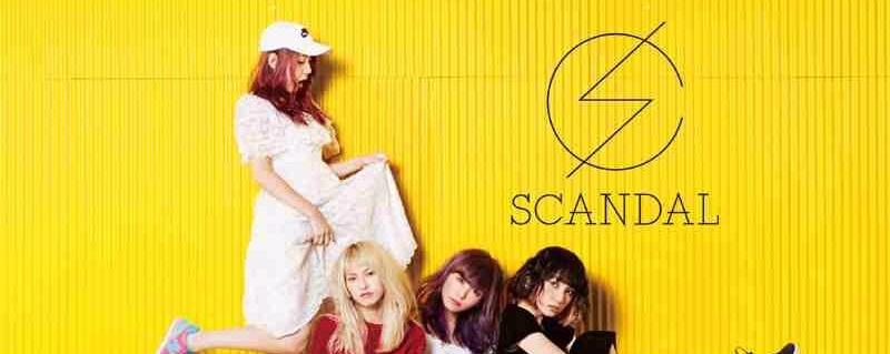 SCANDAL TOUR 2016 [YELLOW] IN SINGAPORE