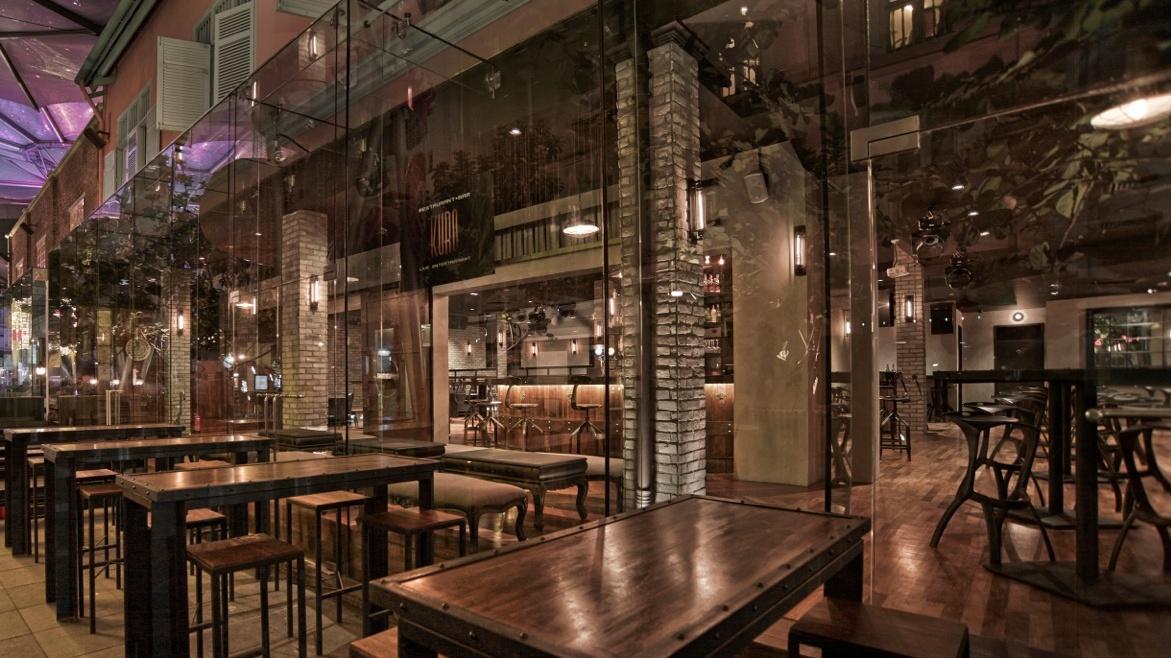 Kuro Restaurant & Bar