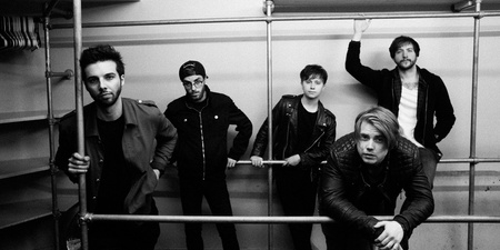Nothing But Thieves cancel Asia tour