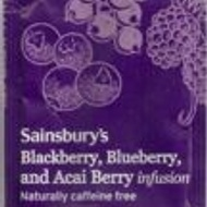 Blackberry, Blueberry, and Acai Berry from Sainsbury's