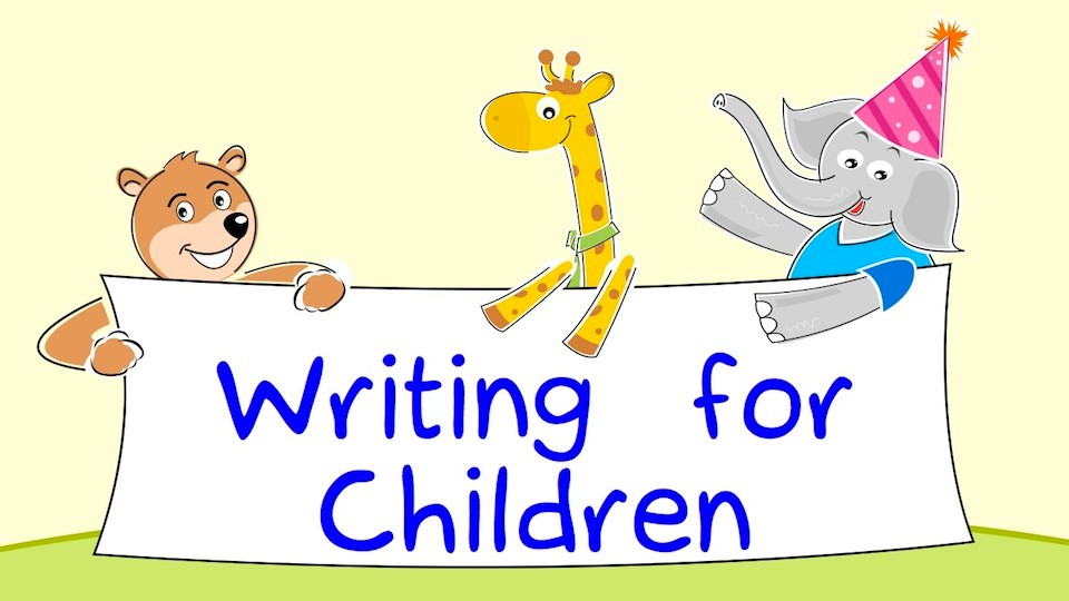 Writing for Children Logo