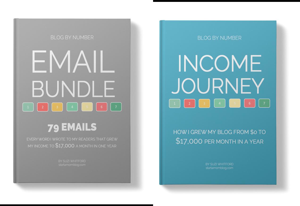 Income Journey Email Bundle Ebook Bundle Startamomblog