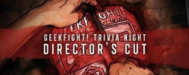 GEEK FIGHT! Trivia Night