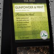 Gunpowder & Mint from Twinings