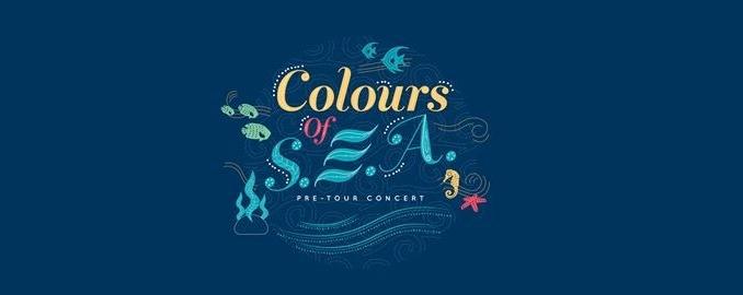 SNYO & SSCC Pre-Tour Concert: Colours of SEA