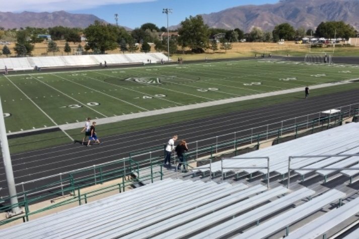 Track and Turf Field
