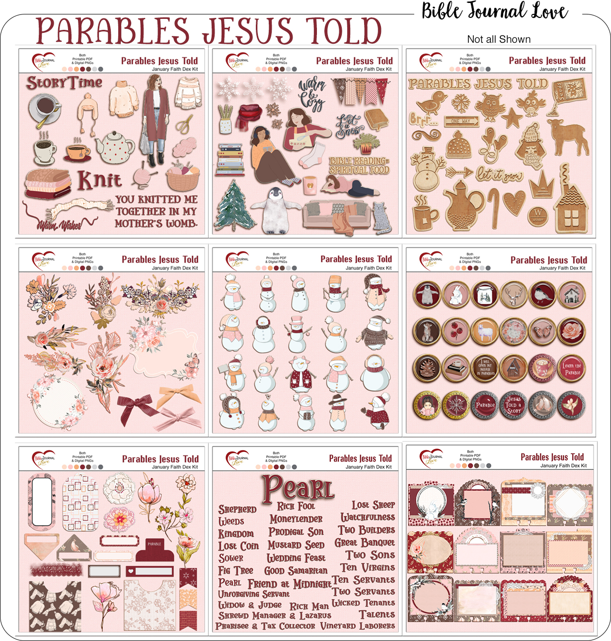 Parables Kit