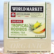 Organic Tropical Rooibos from World Market
