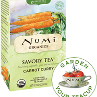 Carrot Curry (Savory Tea) from Numi Organic Tea