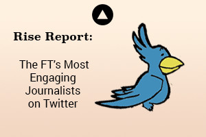 FT's Most Engaging Journalists on Twitter