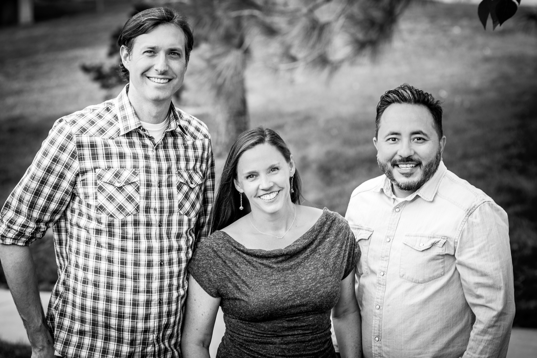 Miranda Egger, Lawrence Ramos, & Jeff Erlacher