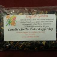 English Garden from Camellia's Sin Tea Parlor