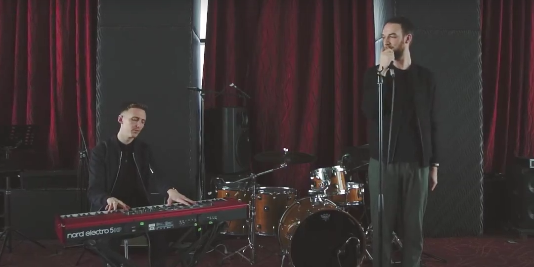 WATCH: Honne kicks off Wanderland's Wander Sessions with 'Warm On A Cold Night'