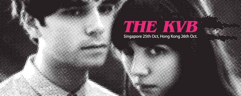SFC presents The KVB live in Singapore