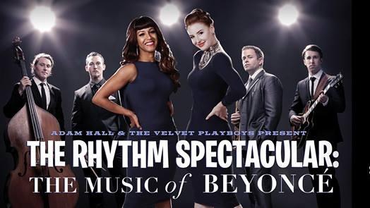 Adam Hall & The Velvet Playboys: The Rhythm Spectacular