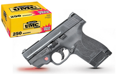 Smith & Wesson Smith & Wesson M&P9 Shield M2.0 + 250 Rounds UMC 9mm