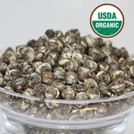 Organic Jasmine Pearl from LeafSpa Organic Tea