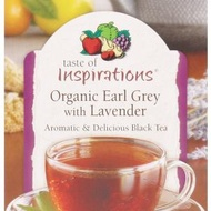 Organic Earl Grey with Lavender from Taste of Inspirations