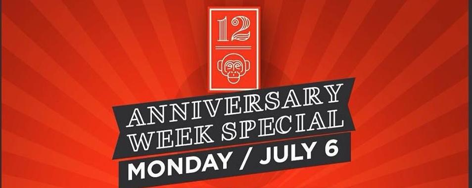 12 Monkeys Anniversary Special