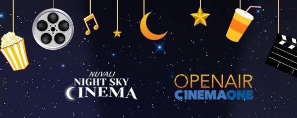 Nuvali Night Sky Cinema