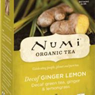 Decaf Ginger Lemon from Numi Organic Tea