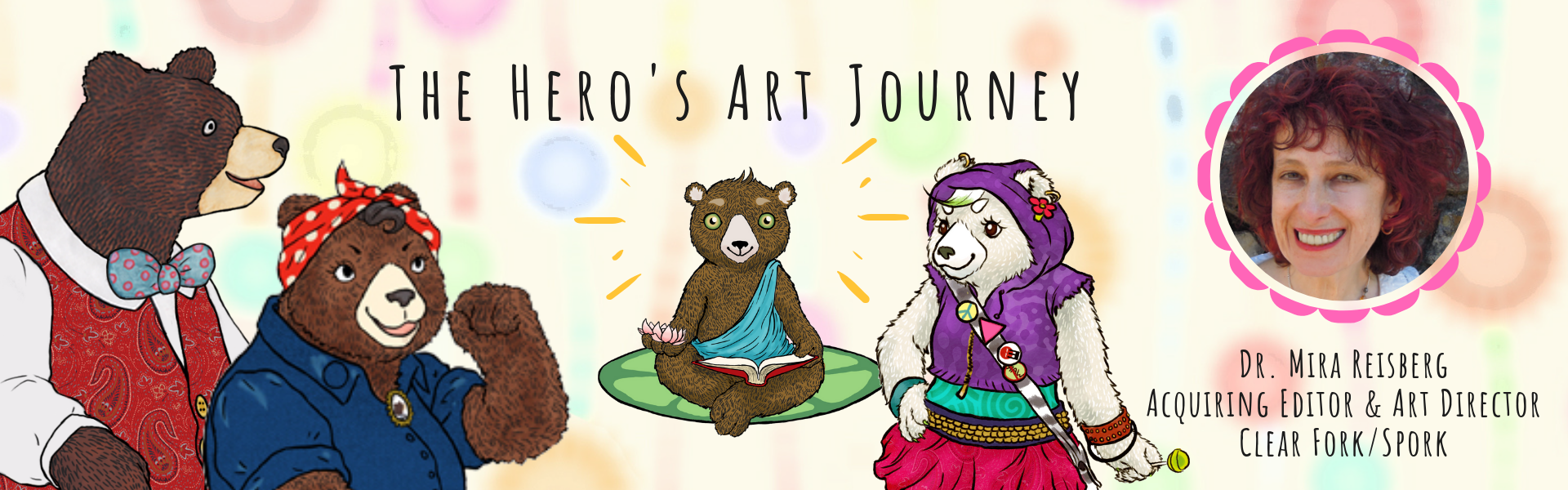 The Hero's Art Journey at the Children's Book Academy