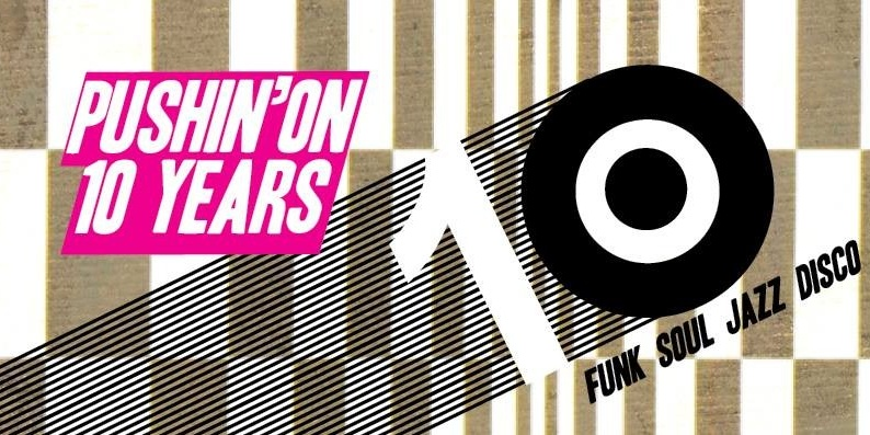 Pushin'On celebrates 10 years of funk, soul, boogie and disco at Kult Kafe