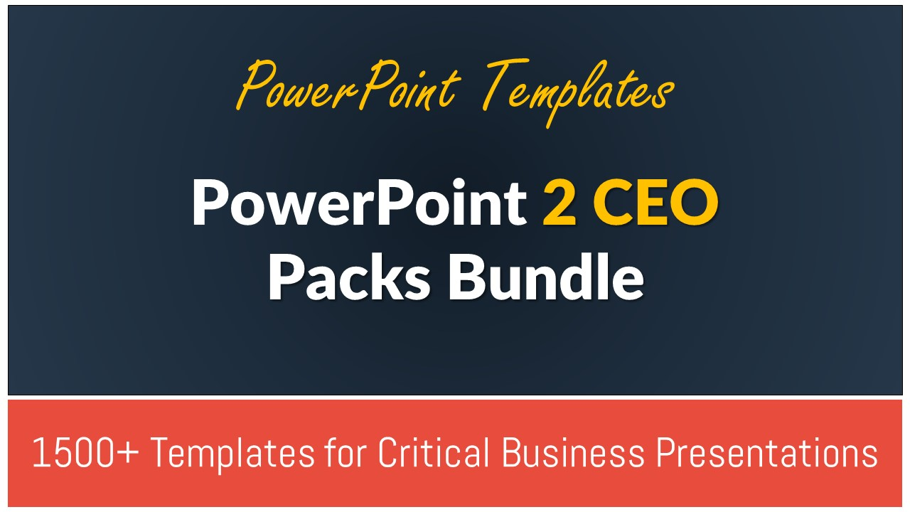 PowerPoint CEO Pack