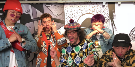 Nardwuar and Higher Brothers deliver highly entertaining interview – watch