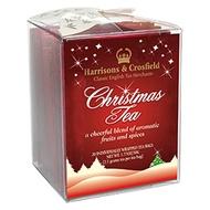 Christmas Tea from Harrisons & Crosfield Teas Inc.