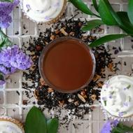 Violet Buttercream from Fava Tea Co.