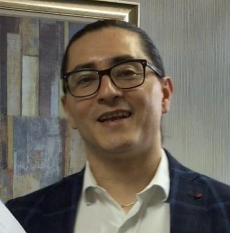 Mgtr. Juan Carlos Roque
