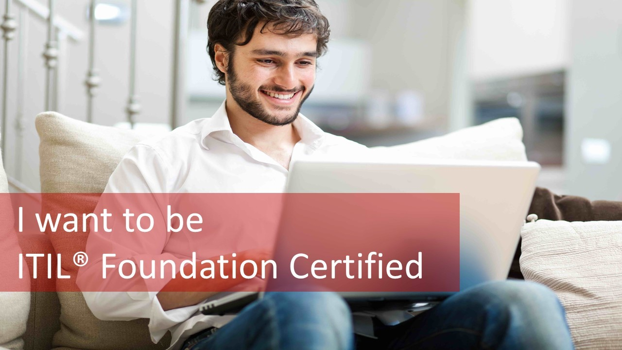 2019 Itil Foundation Study Plan How To Pass Itil Foundation In 1st