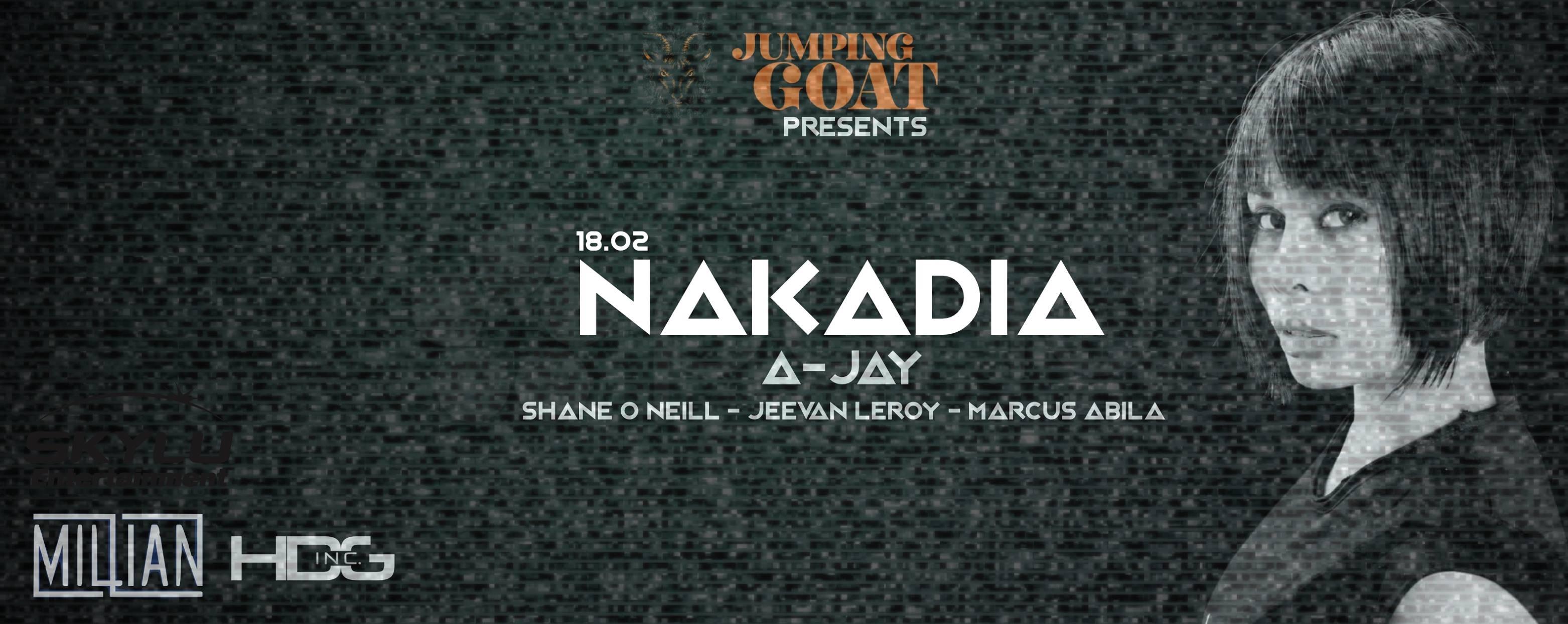 Jumping Goat Presents Nakadia