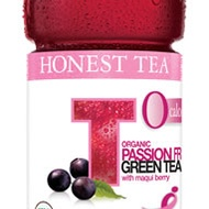 Passion Fruit Green Tea from Honest Tea