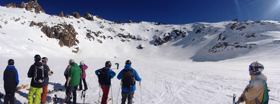 we just skied that !!!