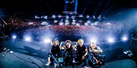 ONE OK ROCK fulfil ambitions with blistering stadium show – gig report
